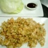 Minced Shrimp w/Lettuce Cups