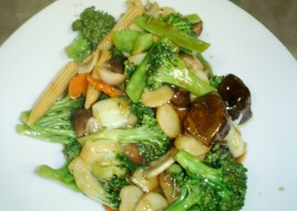 Chef's Choice of Stir-Fry Vegetable