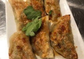 Vegetable Pot Stickers