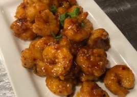 Hunan Crispy Garlic Shrimp