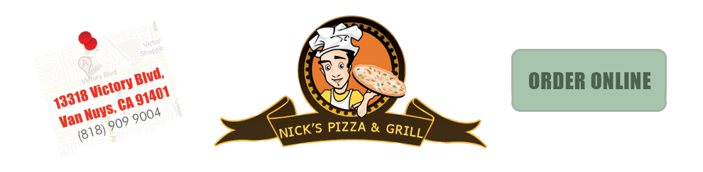 Nick's Pizza and Grill