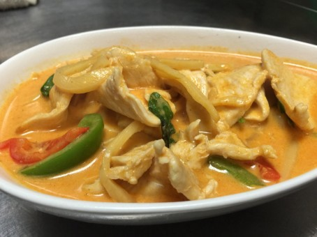 Anantra Thai (Buri Tara) Coconut Curry