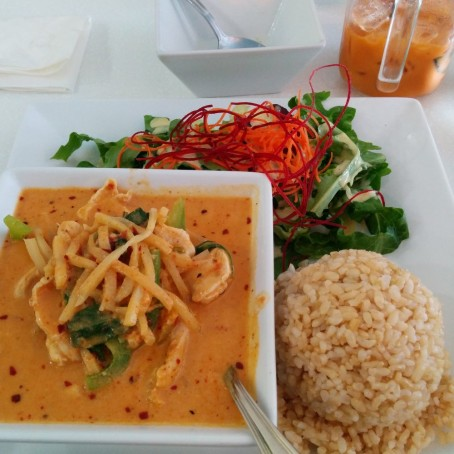 Anantra Thai (Buri Tara) Lunch Menu
