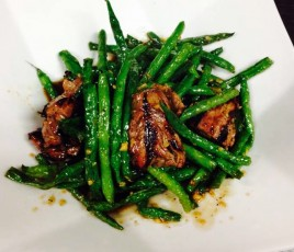 Filet Mignon Green Bean