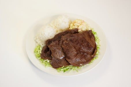L&L Hawaiian Barbecue Glendale Beef