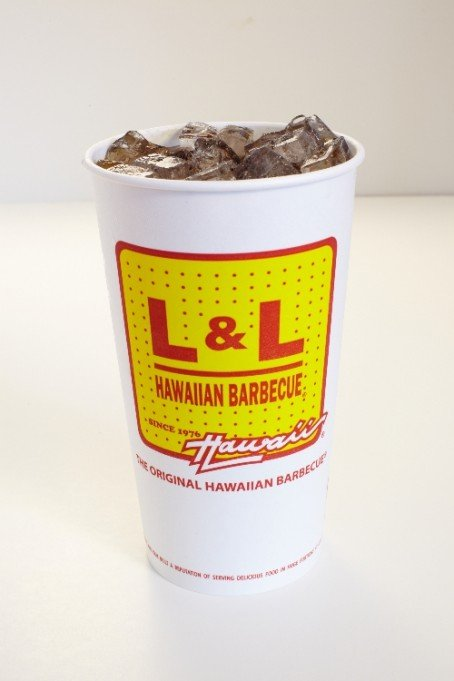 L&L Hawaiian Barbecue Glendale Beverages
