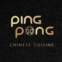 Ping Pong Chinese Cuisine logo