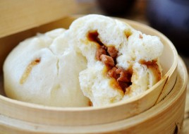Steamed BBQ Pork Bao (4 pc)