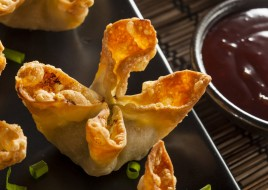 Cream Cheese Fried Wonton (6 pc)