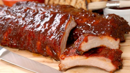 Charlie's Trio Barbecue Ribs
