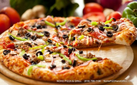 NoHo Pizza & Grill Authentic Pizza