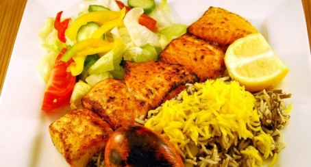 Safir Mediterranean Lunch Menu