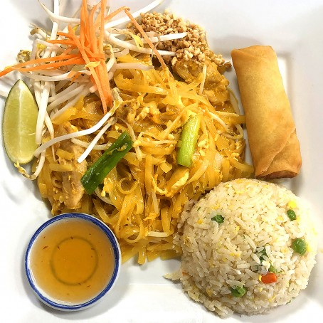 Bangkok Palace Lunch Specials