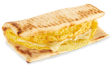 Egg and Cheese Omelet Sandwich