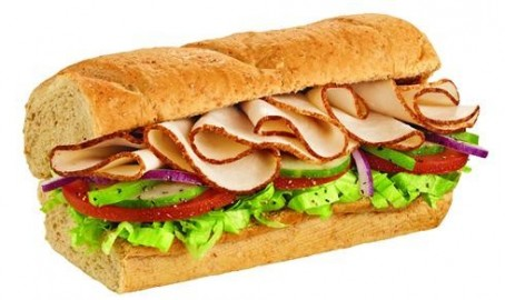Subway Marketplace Cold Sandwiches (Recommended for Group Orders)