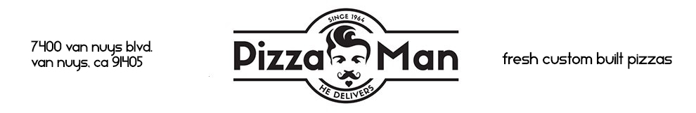 Pizza Man Van Nuys