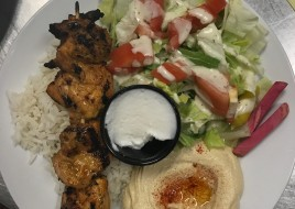 Chicken Kabab Special