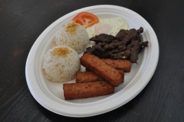Combo Plate