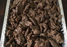 Tri-Tip Beef (Tapa)(Catering)
