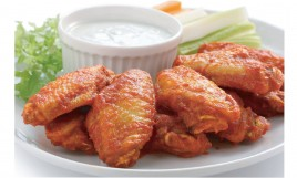 Hot Buffalo Wing