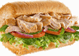 Rotisserie-Style Chicken Fresh Fit Sandwich