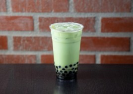 Honeydew Green Milk Tea