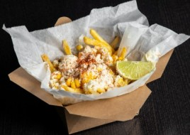 Elote Fries