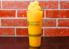 Passion Fruit Slush