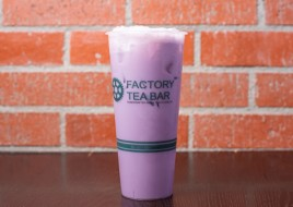 Taro Milk Green Tea