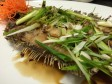 Crispy whole Rex Sole