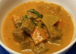 Red Curry Entree