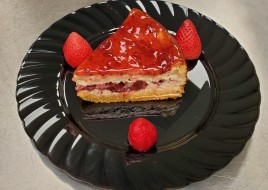 Homemade CheeseCake Strawberry