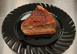 New York Style Homemade CheeseCake Chocolate