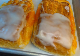 Apricot Bear Claw