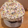 Cupcake Giant 2 lb with Sprinkle