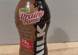 14 oz Chocolate Milk - Prairie Farm