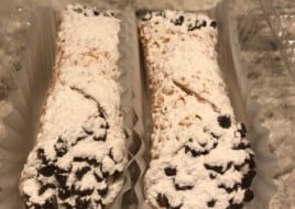 Cannoli's with Choc Chips