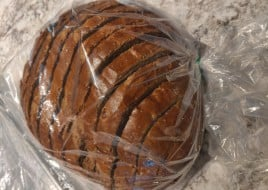 Pumpernickel Bread 18oz