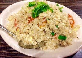 65. Crab Fried Rice