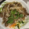 Vermicelli Beef Sauteed with Lemongrass