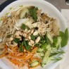 Vermicelli Chicken Sauteed with Lemongrass