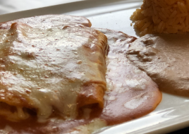 Chicken Enchilada