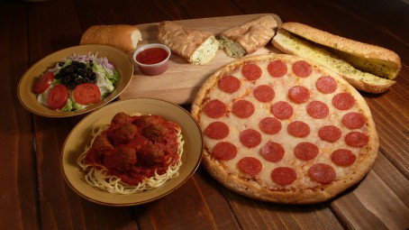 Guido's Pizza & Pasta Catering Menu