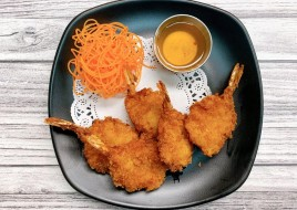 (A3) Fried Shrimp
