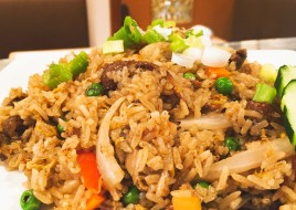 (R7) Duck Fried Rice