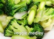 50. Vegetable Medley