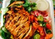 Grilled Chicken Breast Plate