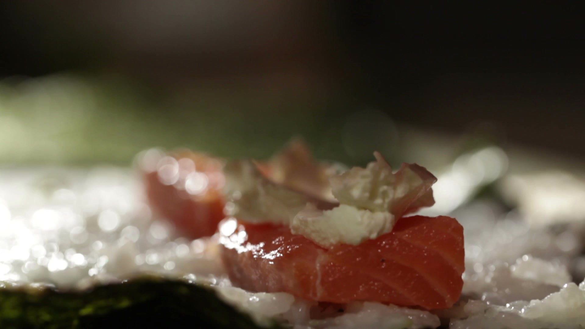 Kombu Sushi background